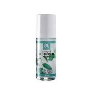 URTEKRAM Desodorante Roll On Eucalipto 50ml