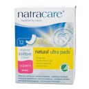 Compresas Super Plus 12 Uds. Natracare