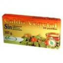 Caldo Vegetal Pastillas Soria Natural
