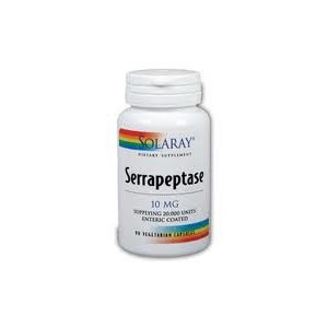 Serrapeptase Solaray