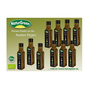Aceite Germen Trigo 250ml Naturgreen