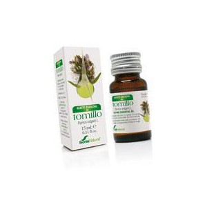 Aceite Esencial Tomillo 15 ml Soria Natural