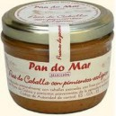 Paté Caballa - Pimientos Bio 125Grs Pan Do Mar
