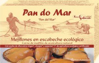 Mejillones Ecológicos 115Grs Pan Do Mar