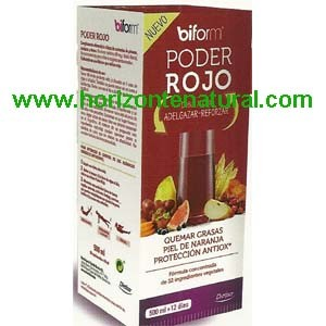 Biform Poder Rojo 500ml