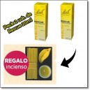 2 UNIDADES: Rescue Remedy 20ml + Set Incienso