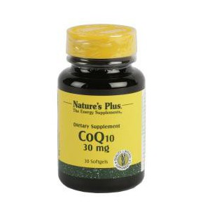 Coq10 30mg Nature's Plus
