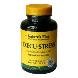 Execu-Stress Nature's Plus