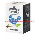 Infusión Earl Grey 20 Filtros Higher Living