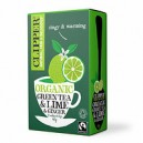 Té Verde Con Lima Y Jengibre Bio Clipper