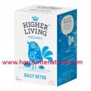 Daily Detox 15 Filtros Higher Living