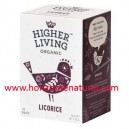 Infusión Regaliz 15 Filtros Higher Living