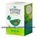 Té Verde Chai 20 Filtros Higher Living