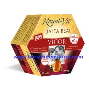Royal-Vit Vigor 20 Viales